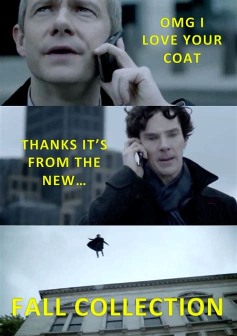 27 Funniest Sherlock Holmes And Watson Memes That Will