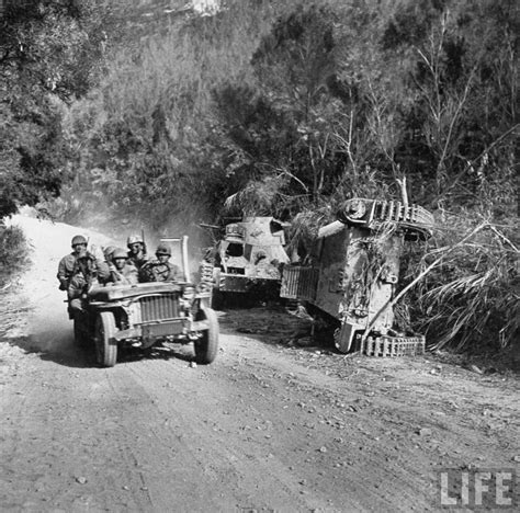 The fight for control of Saipan - G503 Military Vehicle