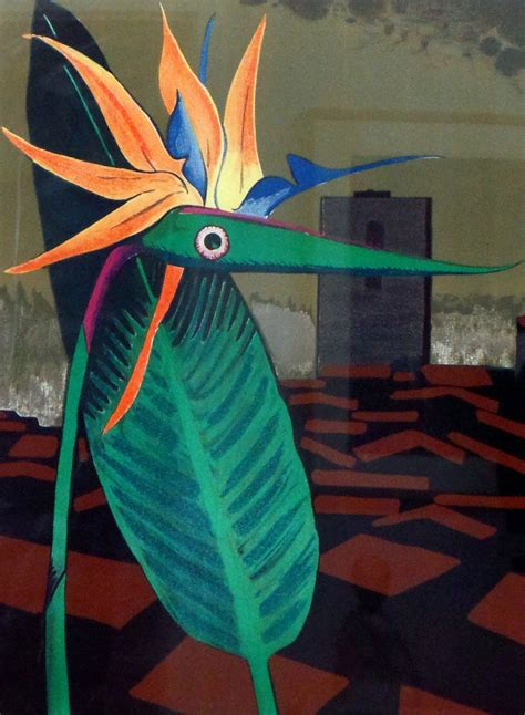 Incompris By Man Ray A Lithograph In Colors | Modernism