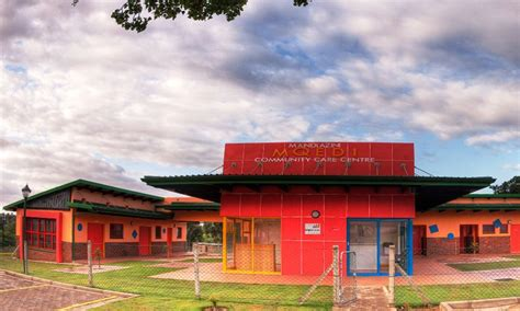 TJ Architects South Africa - Community Building