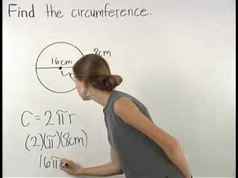 If the diameter of a circle is 5cm and the chord is 4cm
