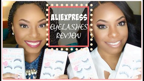 Aliexpress Eyelashes Review | Ardell Demi Wispies Dupe
