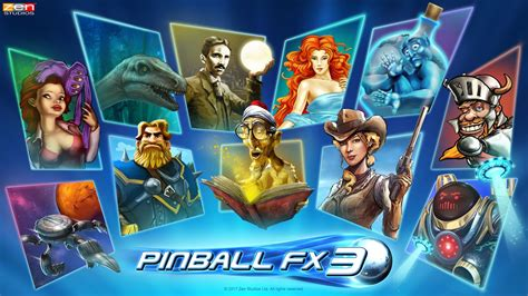 Pinball FX3 coming soon with focus on multiplayer and