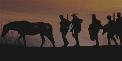'War Horse': It's hard to care about animals while you're