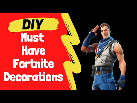 Fortnite Party Ideas for Kids - Sarah in the Suburbs