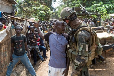US army to fly AU troops to Central African Republic | SBS