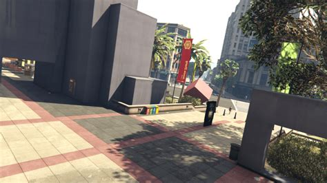 Legion Square Meeting Point Remastered [Add-On / FiveM] 1