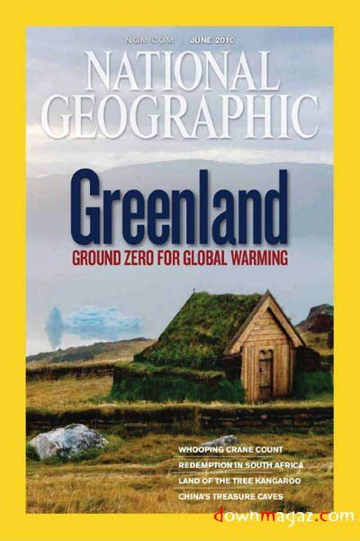 National Geographic June 2010 » Download PDF magazines