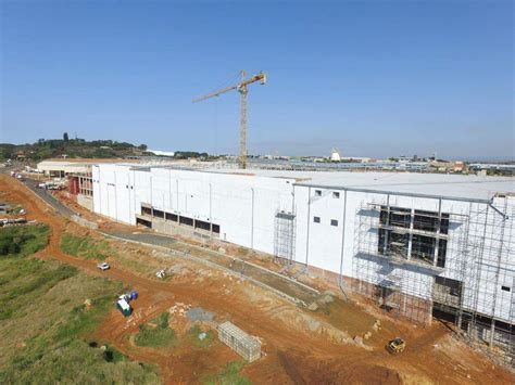 Project: Ballito Junction - Building   L2B
