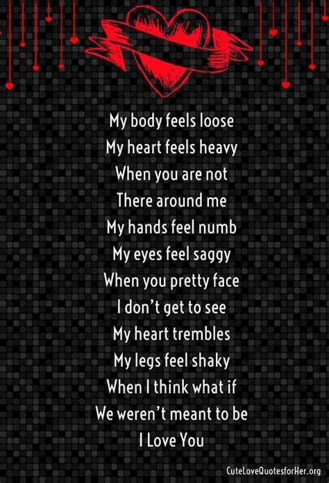 love poems for her from the heart | Love quotes for her