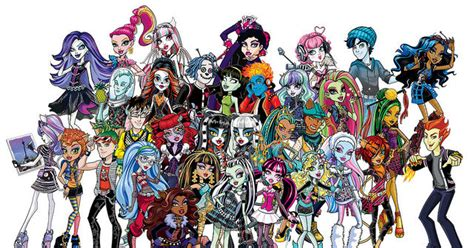 Which Monster High Character Are You Most Like?   Playbuzz