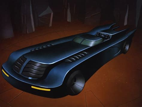 Batmobile - DCAU Wiki: your fan made guide to the DC