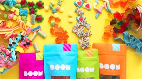 BOOM is Toronto's newest source for gourmet gummy candy