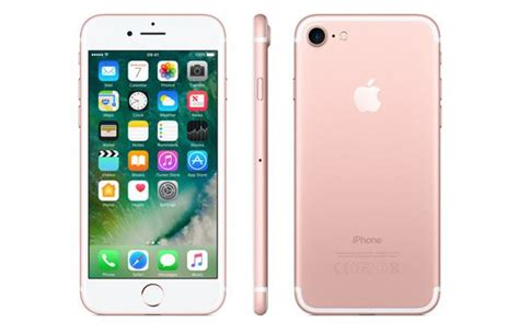 Apple iPhone 7 Monthly Contract Deals & Pay As You Go