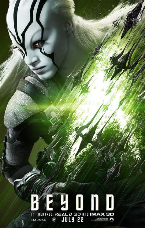 First Star Trek Beyond character posters feature Sofia
