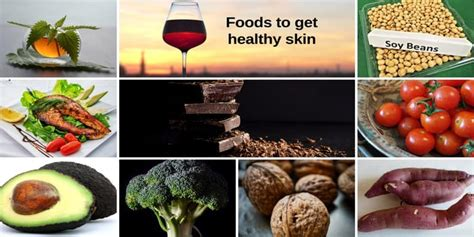 12 Best Nutrients and Foods for Radiant Healthy Skin
