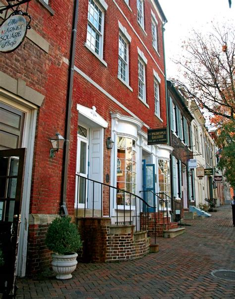 Colonial Architecture in Alexandria, Virginia - Old-House