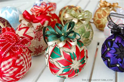 Quilted Ball 'Basic Star' Ornament Pattern e-Book – No Sew