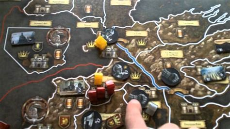 Game of Thrones 2nd Edition Rules Primer - YouTube