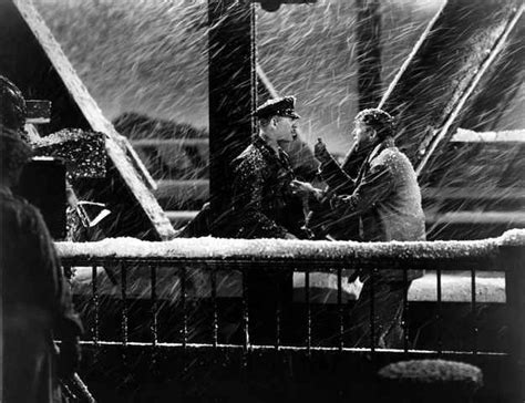 The scene in It's a Wonderful Life where George is about