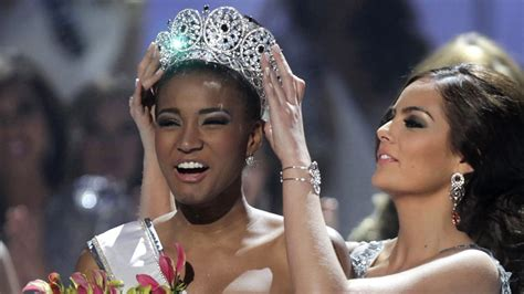 Miss Angola Crowned Miss Universe