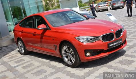 BMW 3GT debuts in Malaysia - 328i Sport Line, RM349k
