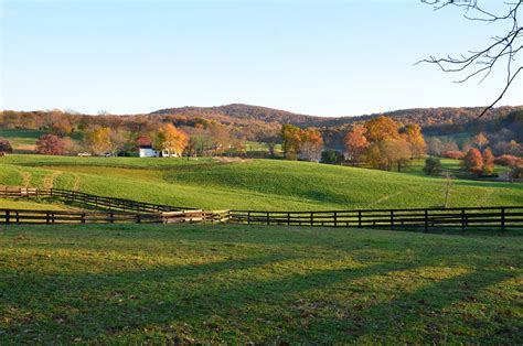 Delaplane, Virginia, USA | People Don't Have to Be