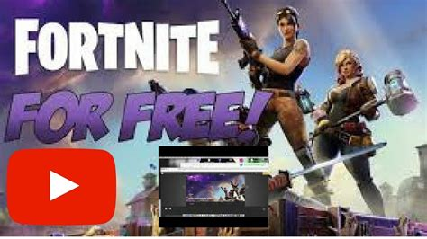 HOW TO DOWNLOAD FORTNITE FREE 2017 PC