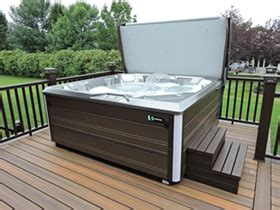 Can My Deck Handle a Hot Tub- HotSpring Spas & Pools Tables 2