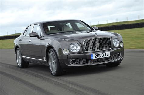 Bentley Mulsanne review - performance, specs and 0-60 time