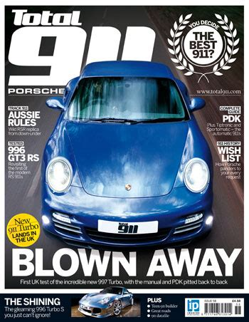 Issue 58 is on sale now - Total 911