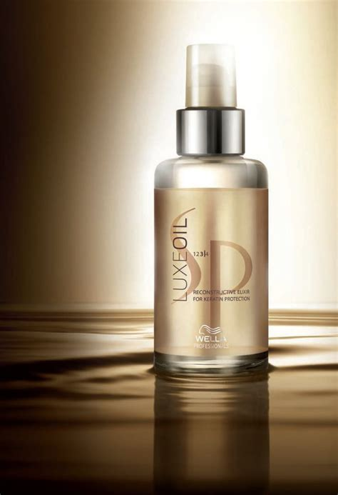 Wella System Professional Luxe Oil