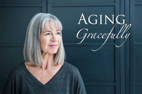Aging Gracefully Just Between Us