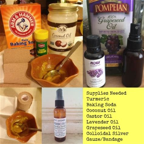 Can a Simple Mixture of Turmeric and Coconut Oil Shrink