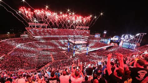 WWE live televised events schedule - Monday Night Raw