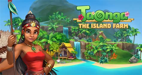 Taonga: The Island Farm Game - Play Online at Round Games