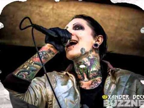 Chris Motionless// She Never made it to the emergency room