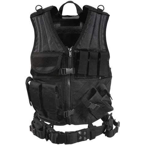 Rothco® Cross Draw MOLLE System Tactical Military Vest