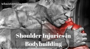Shoulder Injuries in Bodybuilding - What Steroids