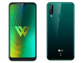 LG W30 Price in India, Specifications, Comparison (26th