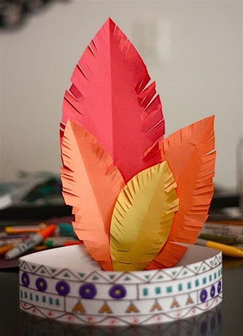 Native American Crafts For Kids - Hative