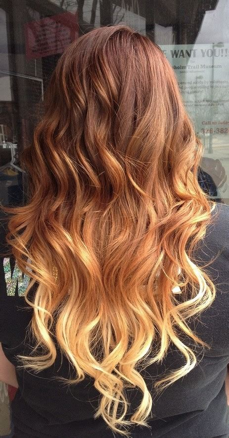 Hottest Ombre Hair Color Ideas - Trendy Ombre Hairstyles