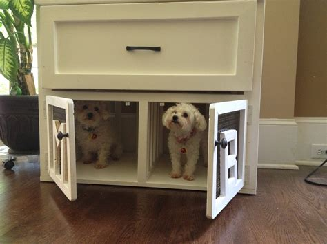 Ana White | Pet Kennel/ Side Table - DIY Projects