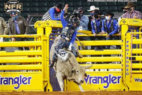 2020 NFR Results   2nd go-round   Texas   Las Vegas Review