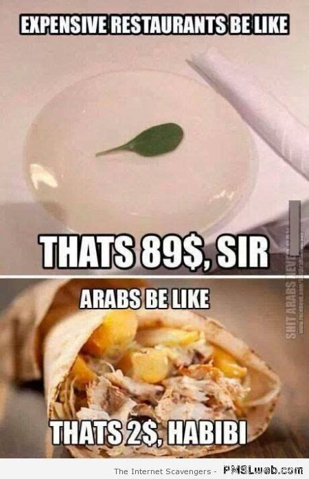 What Could be More Entertaining Than Arab Food Memes??