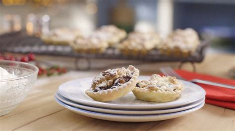 Mincemeat and orange tarts - Mary Berry's Absolute