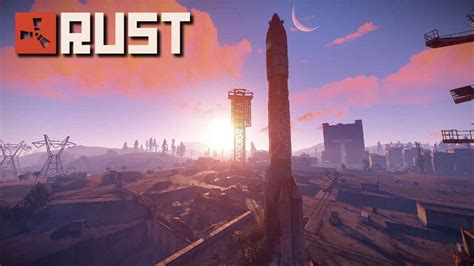 Rust - Minimum Radiation Protection for Monuments Guide