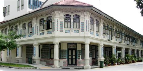 Heritage Shophouse Office for Rent at Petain Road