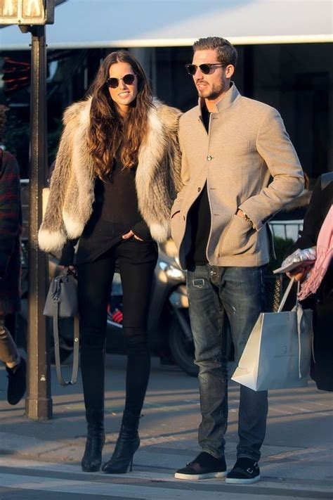 Izabel Goulart and Kevin Trapp | Fashion mannequin