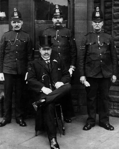 Officers in Newton Heath   Uniformed officers and a